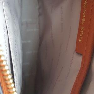 Michael Kors Bags - Jet Set Saffiano Leather Crossbody